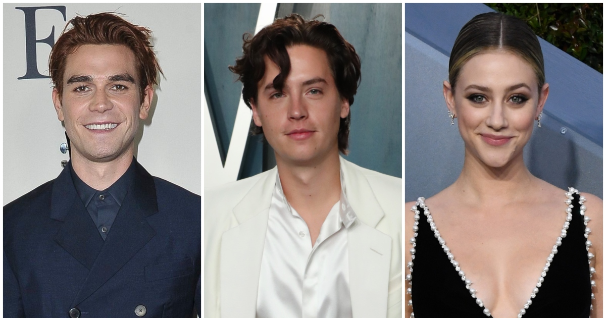 Cole Sprouse Is 'Isolating' With Riverdale's KJ Apa After Lili Split