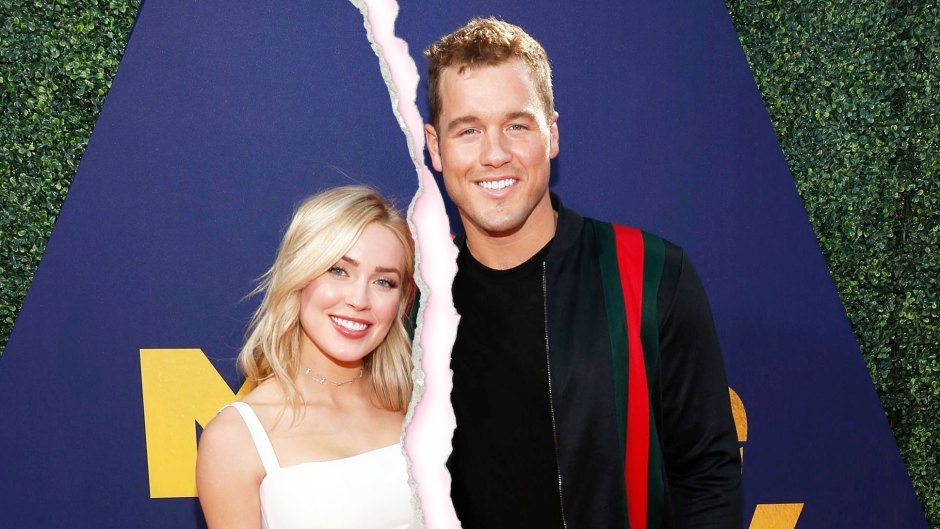 Colton Underwood Cassie Randolph Split After Nearly 2 Years Together