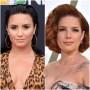 Demi Lovato and Halsey