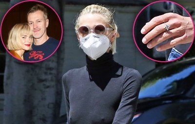 Jaime King Steps Out Without Ring Amid Kyle Newman Divorce