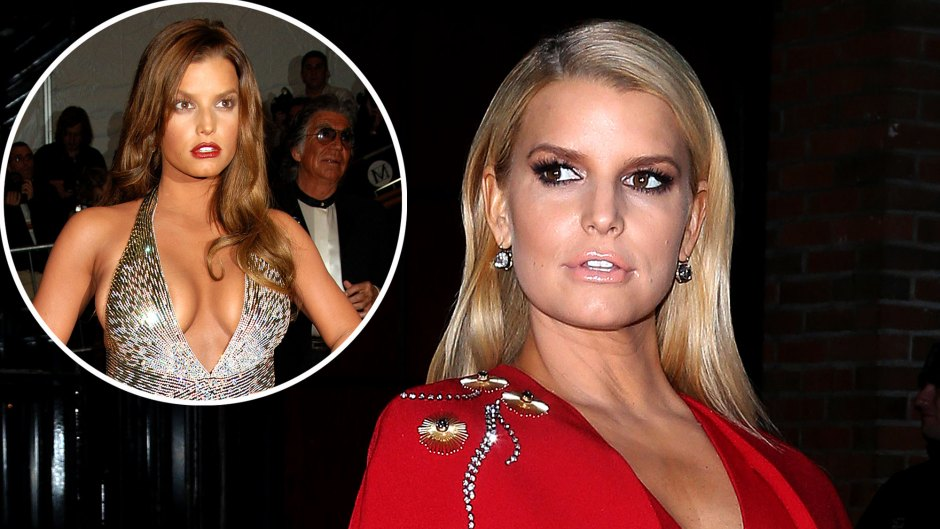 Jessica Simpson Defends Herself From Being Body-Shamed Dress From 2007 Met Gala