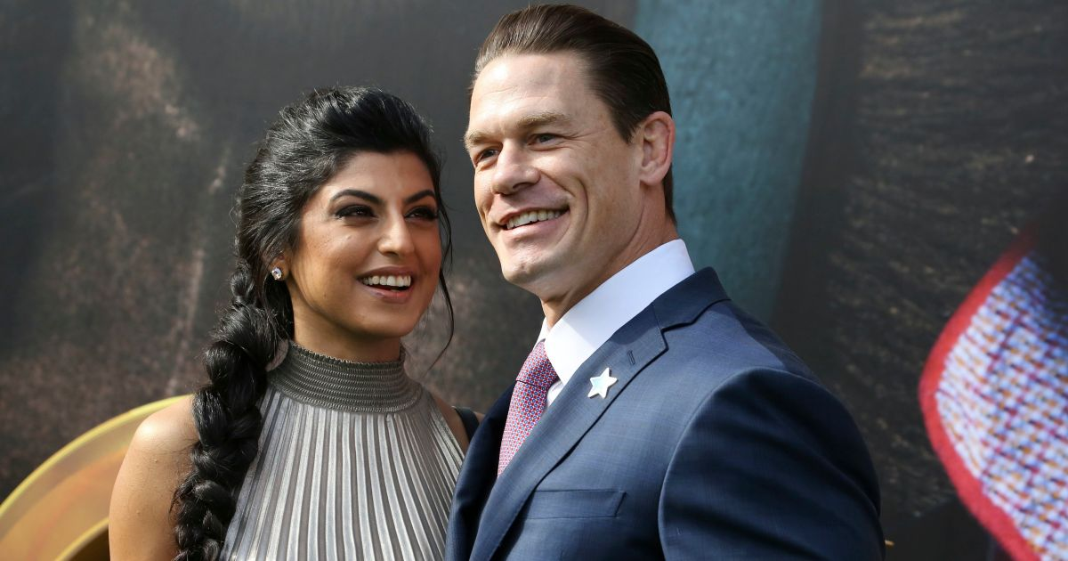 John Cena's 'Softer Side' Comes Out With Girlfriend Shay Shariatzadeh