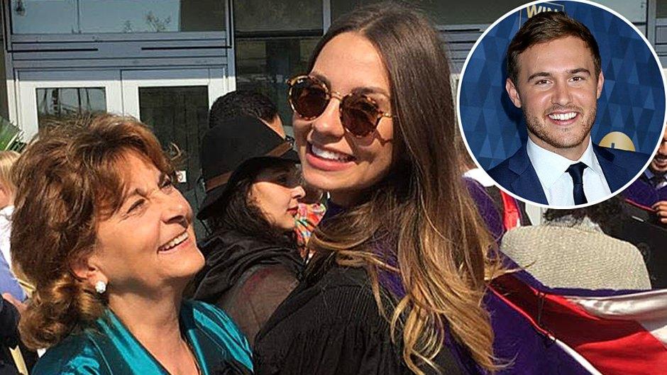 Kelley Flanagan Reveals Her Mom Loves Bachelor Peter Weber
