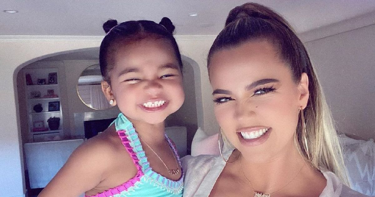 Inside Khloe Kardashian's Quarantine With Daughter True Thompson