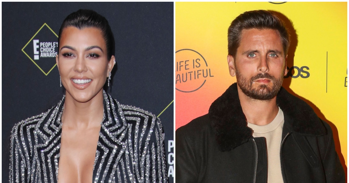 Kourtney Kardashian Is 'Helping' Scott Disick Following Rehab Stint