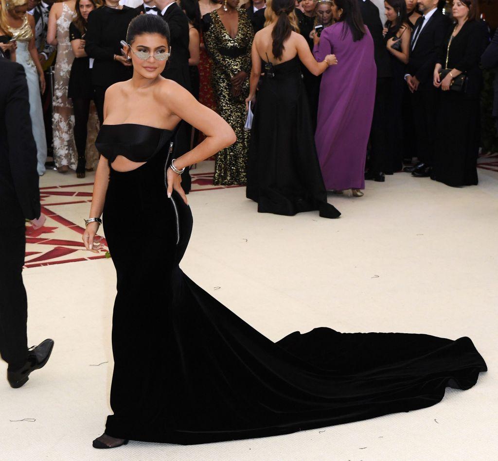 Kylie Jenner 2018 Met Gala