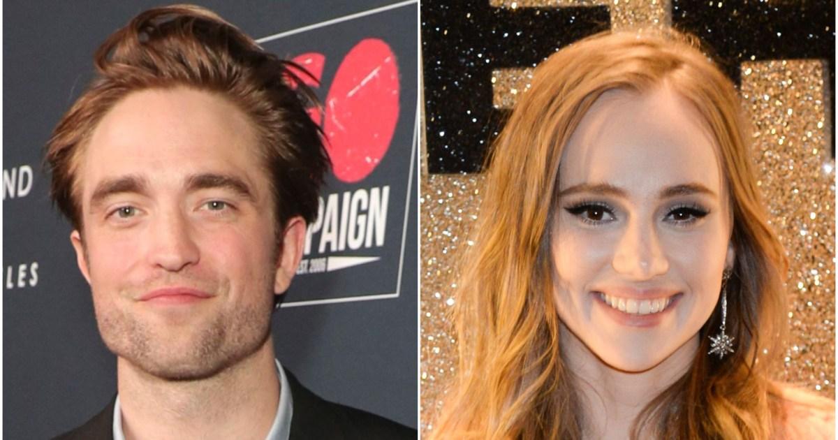 Robert Pattinson and Girlfriend Suki Waterhouse Are 'Happy ...