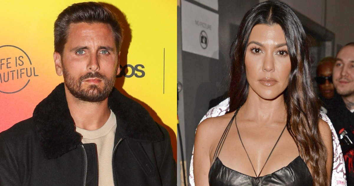Scott Reunites With Kourtney for a Family Trip to Utah Post-Rehab Stint