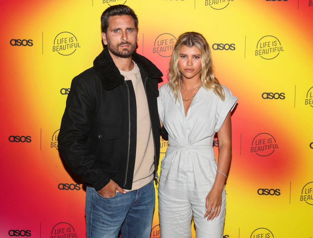 Scott Disick, Sofia Richie Supports Her Boyfriend Post-Rehab