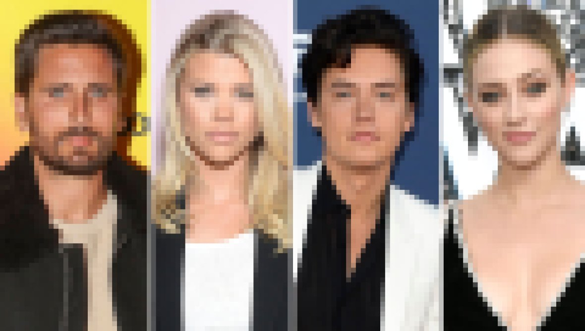 Scott Disick and Sofia Richie and Cole Sprouse and Lili Reinhart Why Celebrities Keep Splitting During Quarantine