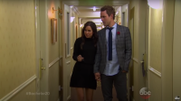 Kaitlyn Bristowe Wears Black Skirt and Top on Date With Nick Viall on the Bachelorette
