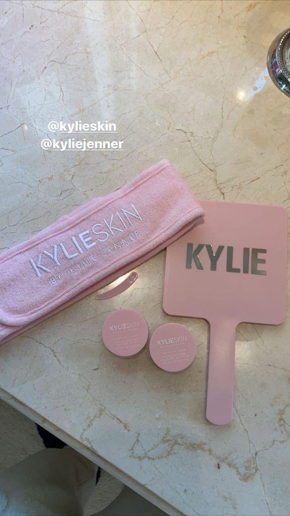 Sofia Richie Kylie Skin Products