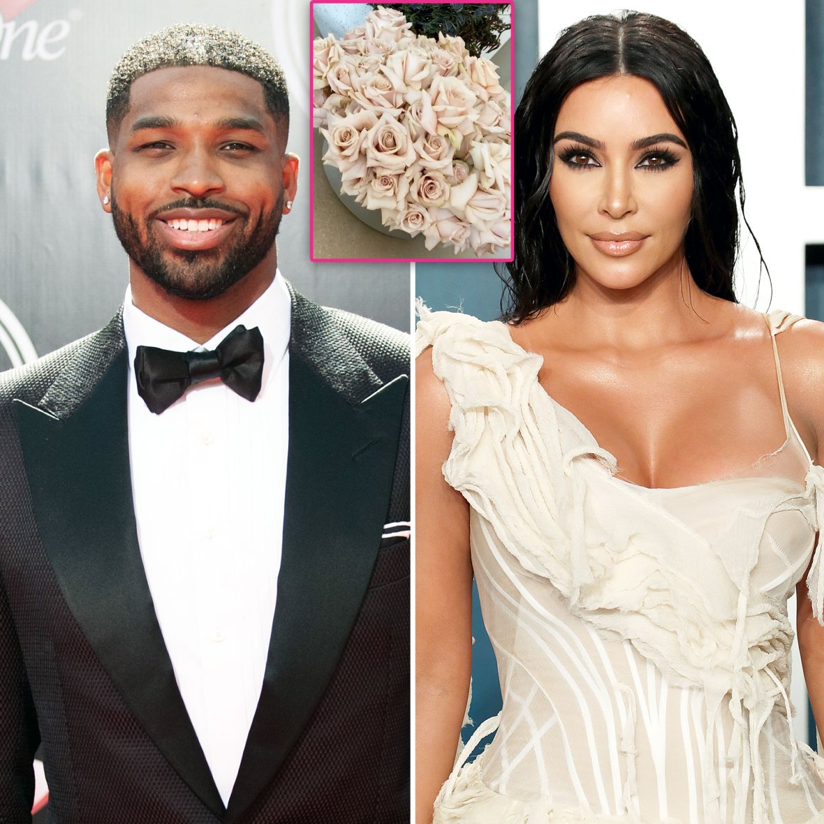 Tristan Thompson Sends Flowers to Kim Kardashian Ahead of Mothers Day