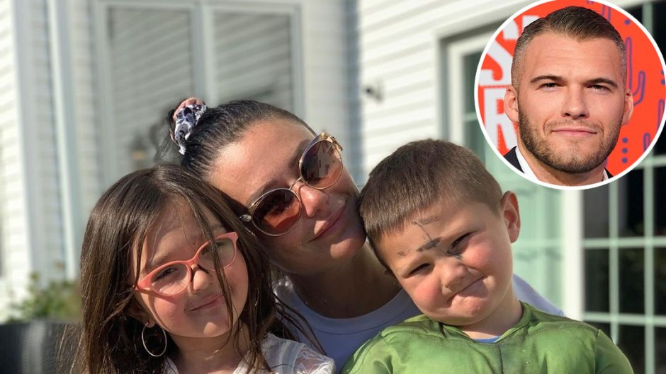 Zack Carpinello and Jenni Farley Mothers Day