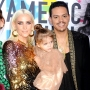 ashlee simpson evan ross daughter jagger big sister