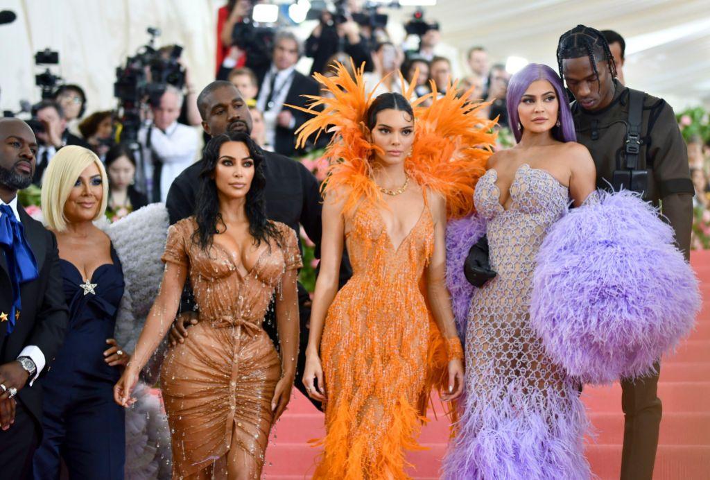 Kim, Kylie, Khloe Net Worths