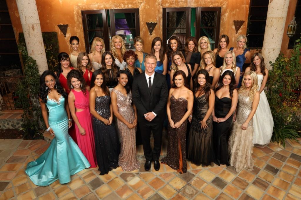 Sean Lowe Bachelor Season Group Photo Contestants