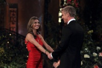 ASHLEE FRAZIER, SEAN LOWE Night One on The Bachelor