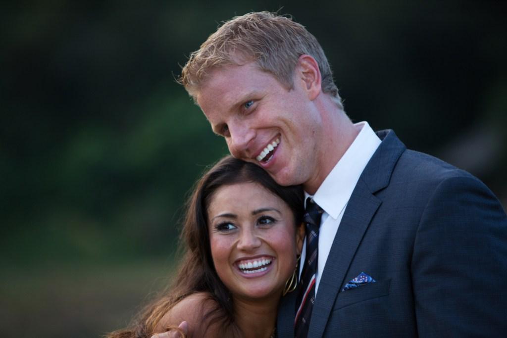 Sean Lowe and Catherine Giudici Bachelor Season 17 Engagement