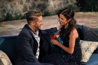 Bachelorette Kaitlyn Bristowe Gives Shawn Booth a Rose on Season 11