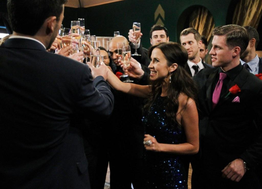 Bachelorette Kaitlyn Bristowe Cheers the Guys on Season 11