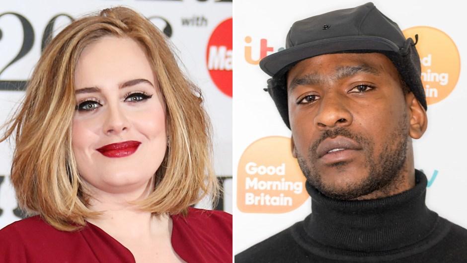 Adele and Skepta Fuel Romance Rumors By Flirting on Instagram: See Their Playful Exchange