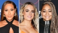Adrienne Bailon JoJo and More Stars Congratulate Raven-Symone on Wedding