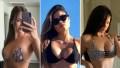 Anfisa Nava Fernanda Flores Paola Mayfield Bikini