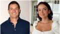 Bachelorette's Garrett Yrigoyen Wears Blue Button Down Shirt and Bekah Martinez Smiles in White Shirt and Jeans