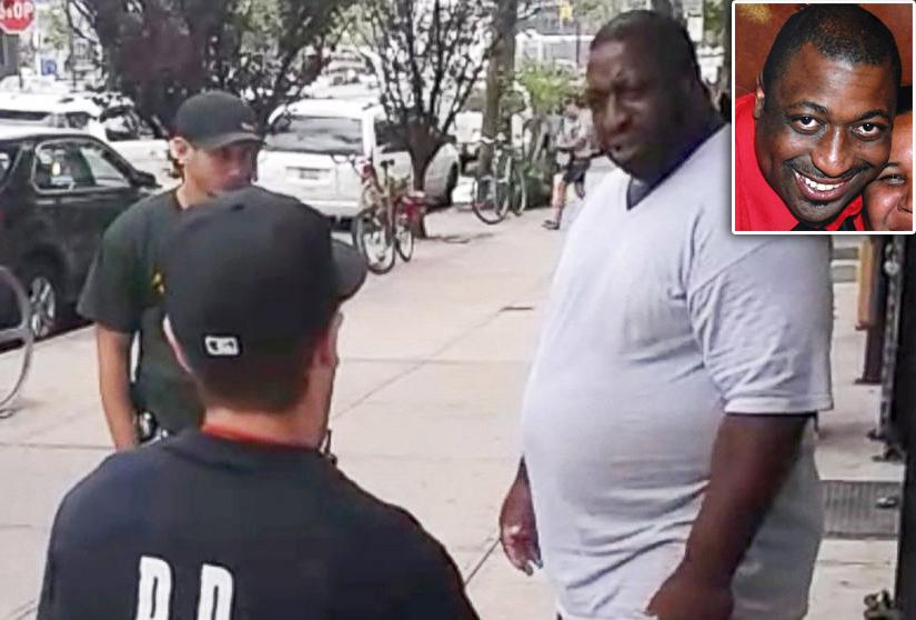 Eric Garner Death Examined in American Trial REELZ Documentary