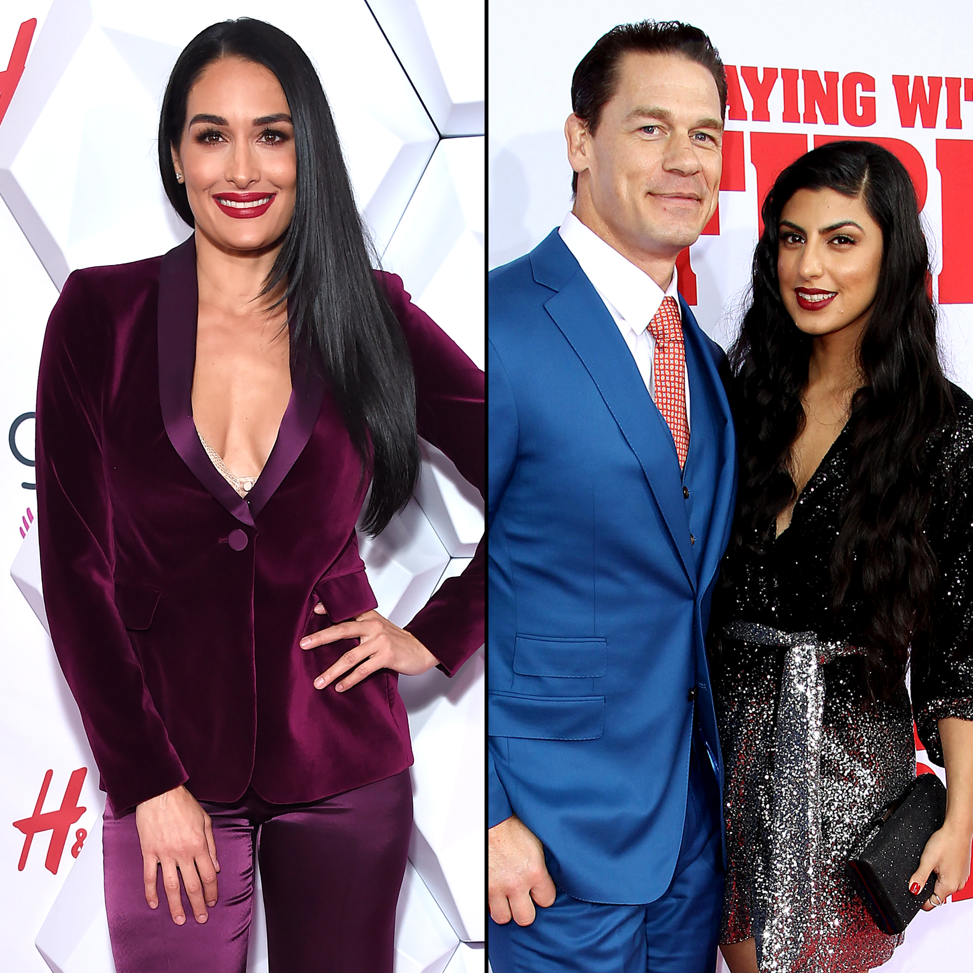 Nikki Bella S Quotes On John Cena S Relationship With Shay Shariatzadeh Here's everything we know about shay shariatzadeh. relationship with shay shariatzadeh