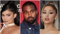 Kylie Jenner, Kanye West, Ariana Grande, Highest-Paid Celebrities in the World
