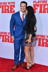 Shay Shariatzadeh and John Cena Cutest Photos