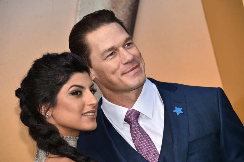 John Cena Shay Shariatzadeh Engagement Clues