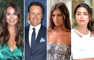 Kelley Flanagan Slams Chris Harrison for Interview Questions With Peter Exes Madison Prewett and Hannah Ann Sluss