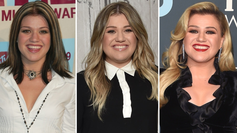 Miss Independent! Kelly Clarkson's Total Transformation Over the Years