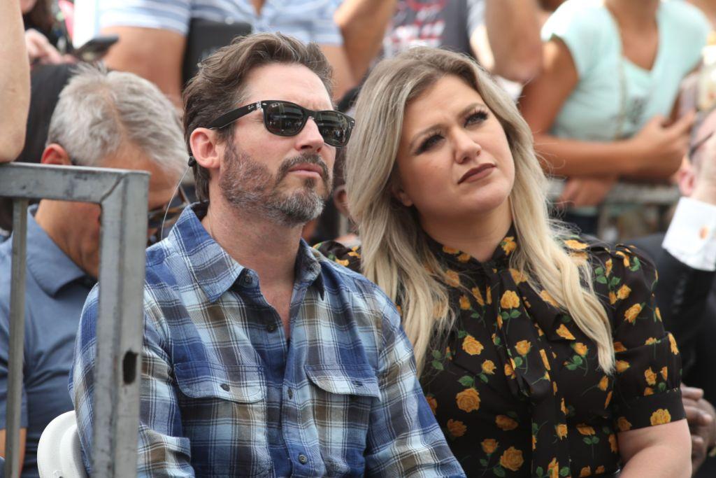 Kelly Clarkson and Brandon Blackstock's Relationship Timeline 2014