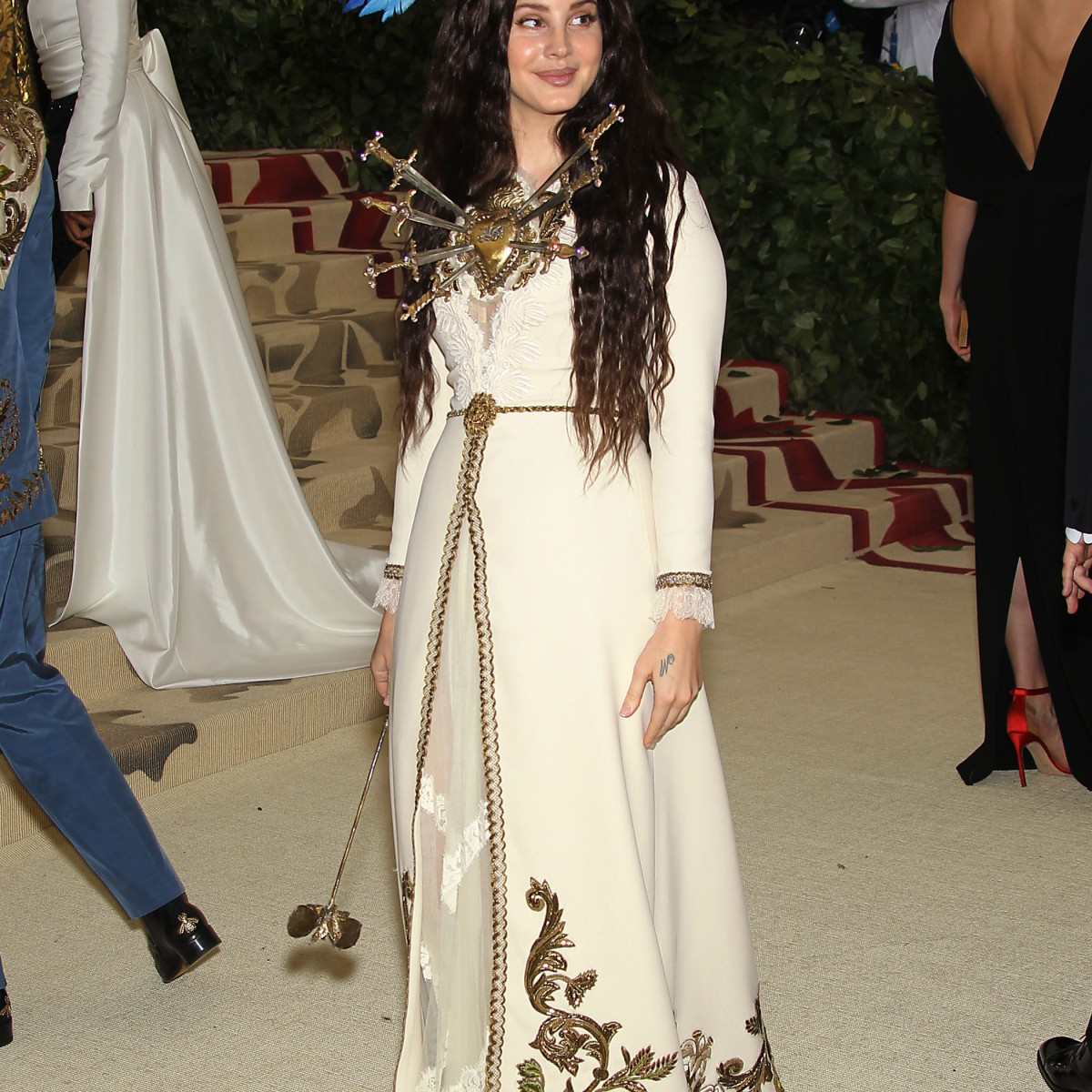 Lana Del Rey S Best Fashion Moments See Photos Of The Singer S Outfits