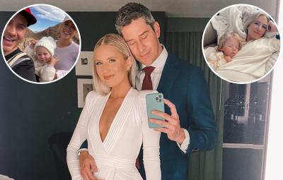 The Bachelor's Lauren Burnham and Arie Luyendyk Jr.'s Sweetest Family Photos Over the Years