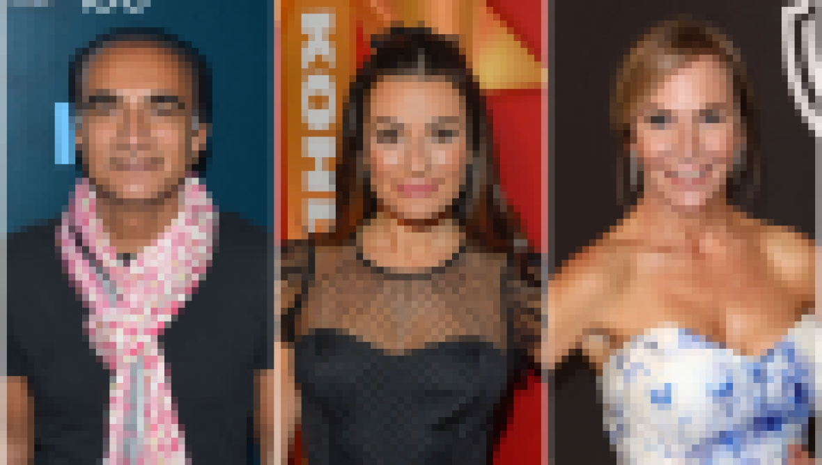 Lea Michele's Costars Defend Her After Samantha Ware Accusations