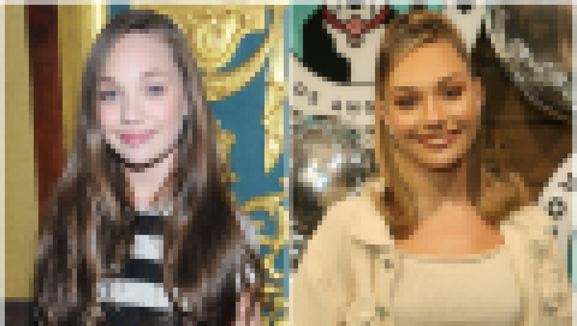 Maddie Ziegler Transformation Young to Now