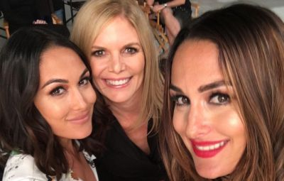 Nikki and Brie Bella's Mom Undergoes Brain Surgery for 'Paralyzing' Tumor
