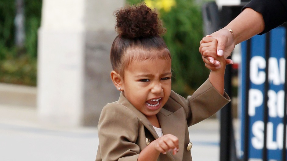 North West's Sassiest Moments Prove She's Full of Personality