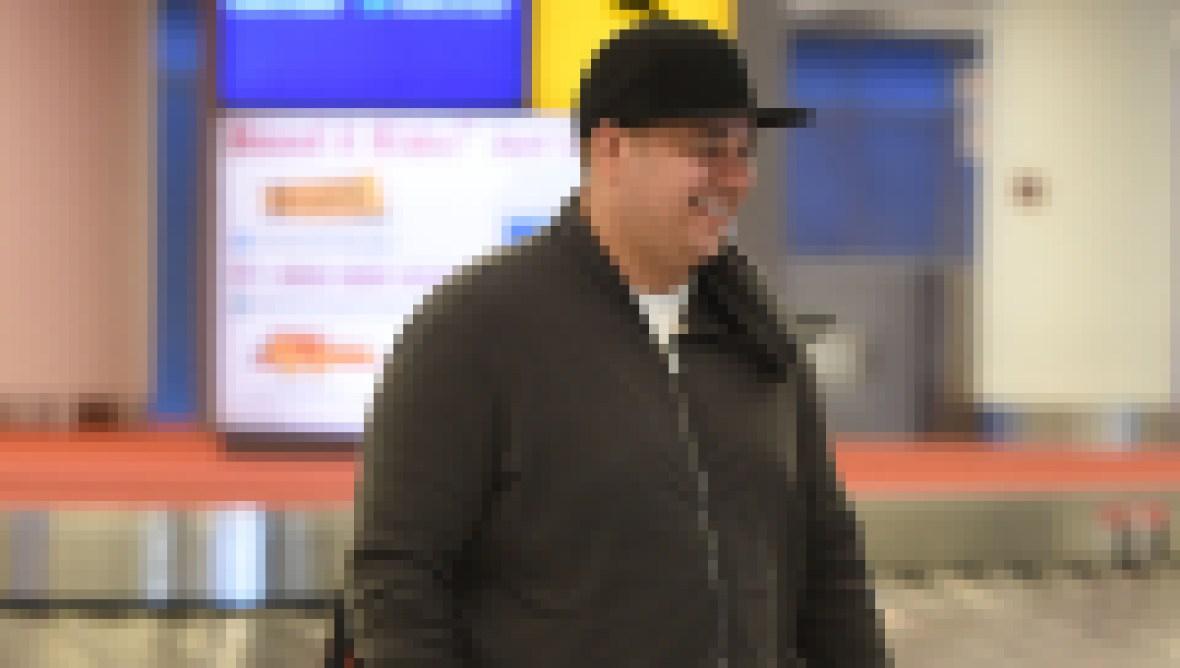 Rob Kardashian Weight Loss Pics