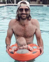 Ryan Hurd and Son Hayes