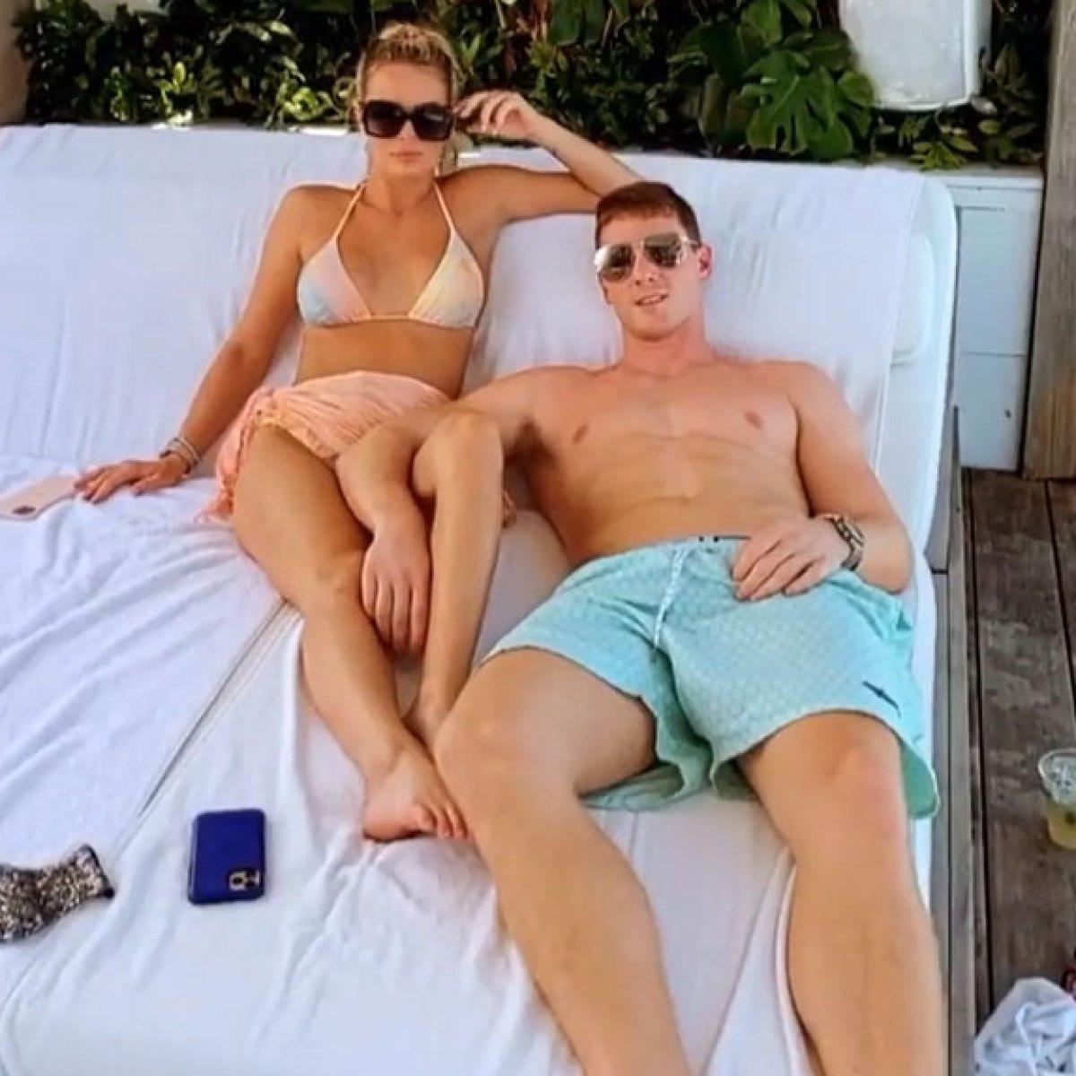 Siesta Key S Juliette Porter And Boyfriend Sam Logan S Cutest Photos