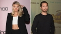Side-by-Side Photos of Sofia Richie and Scott Disick