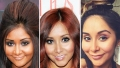 Timeline of Nicole Snooki Polizzi Evolving Look