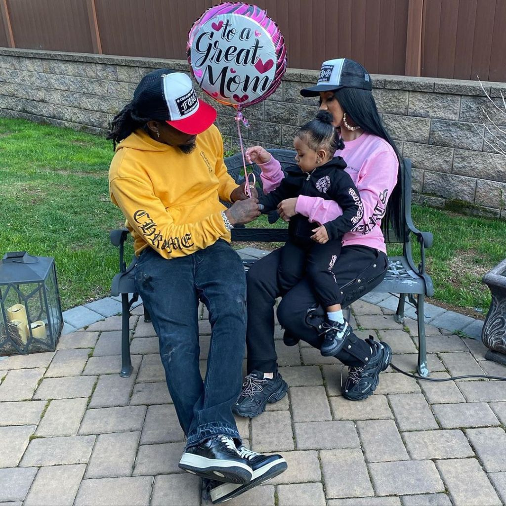 cardi-b-kulture-cutest-photos-mothers-day