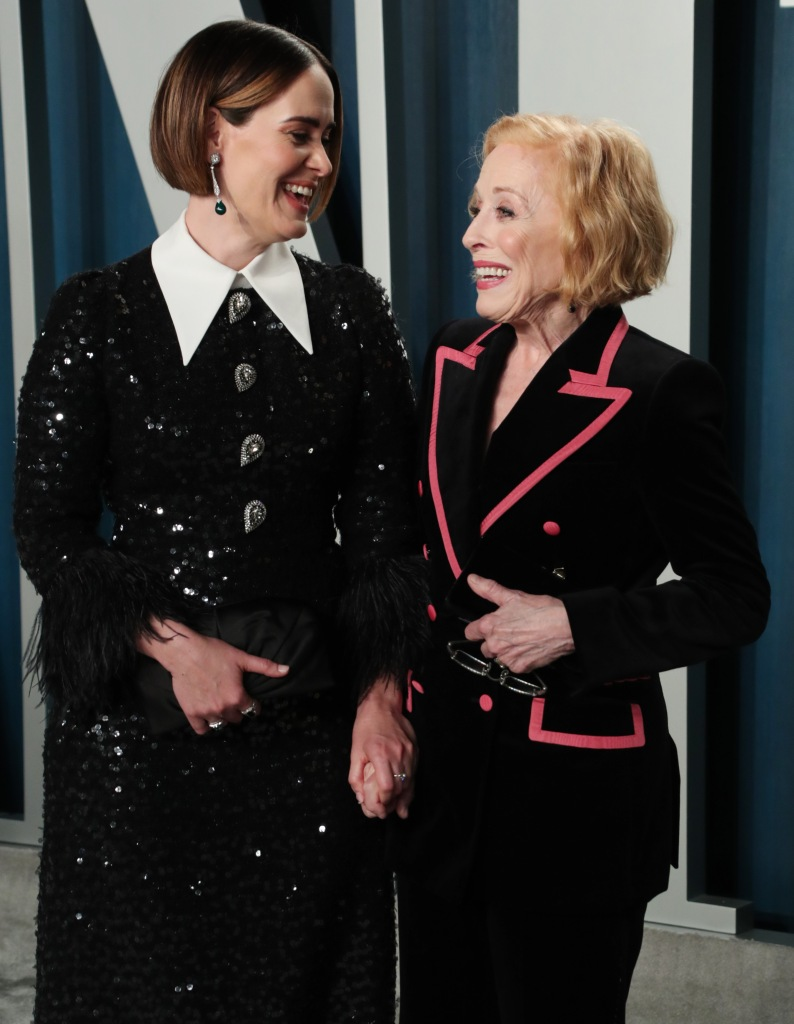 Sarah Paulson and Holland Taylor's Cutest Photos as a Couple, Relationship Timeline